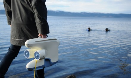 Blueye Pioneer, le drone aquatique
