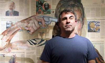 Trevor Jones NFT artist