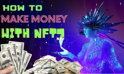how to make money with nft