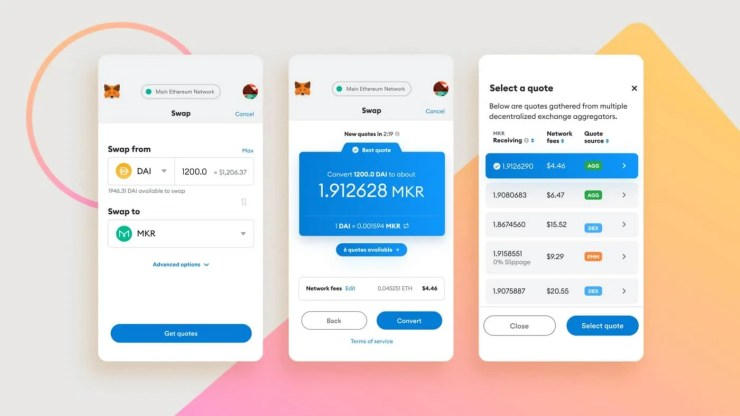 Best Crypto Wallets For NFT MetaMask