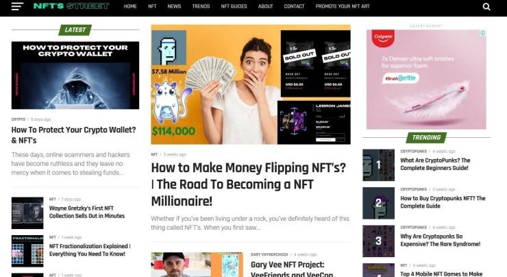 Best NFT Blogs