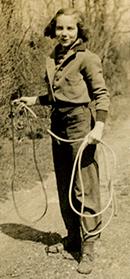 Anne MacKay 1938
