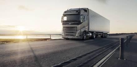 Volvo Trucks: Interesse an LNG, den optimierten Diesel und langfristig die Brennstoffzelle