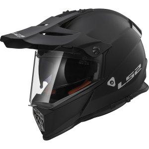 LS2 MX436 Matt Black