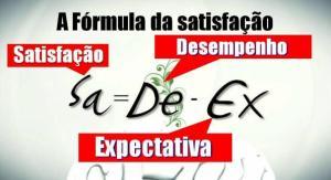 Formula da Satisfação