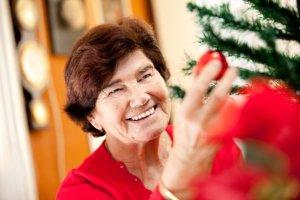 Helping Seniors Deck the Halls Safely