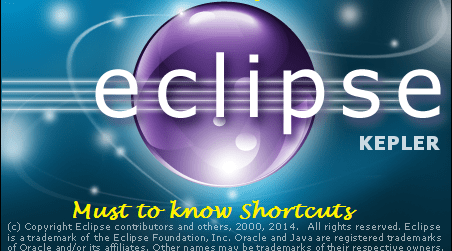 eclipse must to know shortcuts featured image