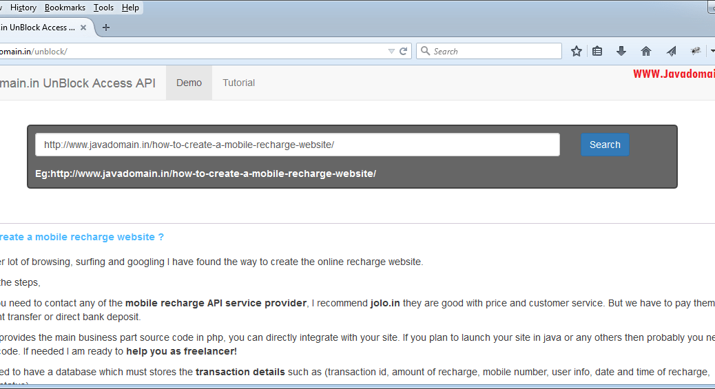 unblocking websense blocked pages