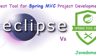 Spring tool suite vs eclipse for spring mvc project developments