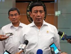Wiranto Sebut Karhutla di Riau Tidak Separah yang Diberitakan