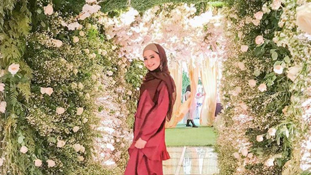 Alhamdulillah, Artis Cantik Marcella Simon Kini Resmi Menjadi Mualaf