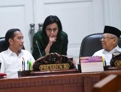 Tahun Ini Jokowi-Ma'ruf, DPR-MPR, dan Para Menteri dapat THR