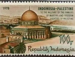 Prangko Bersejarah Jadi Bukti Indonesia Dukung Palestina Sejak Dulu