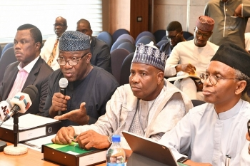 Nigerian Governors Forum , Ministry Budget National Planning