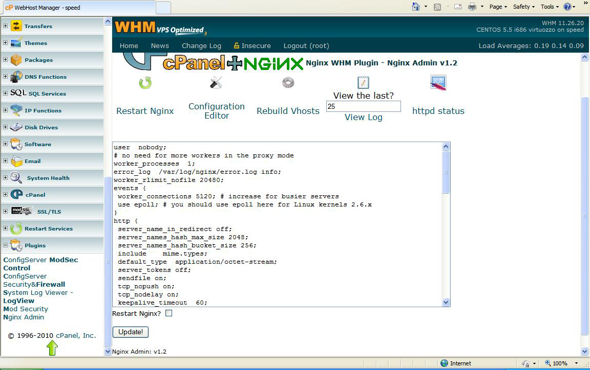 About - NginxCP com