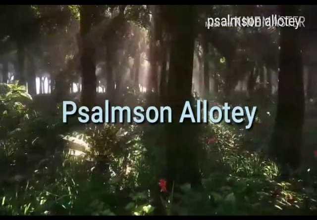Psalmson Allotey