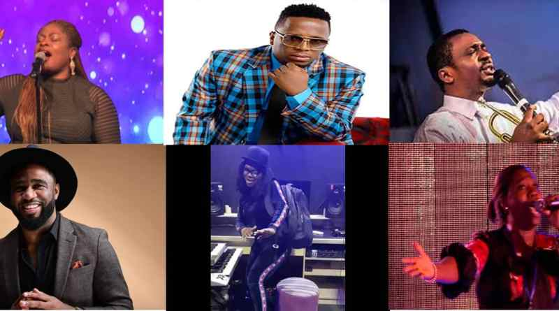 Top Nigerian Gospel Artists