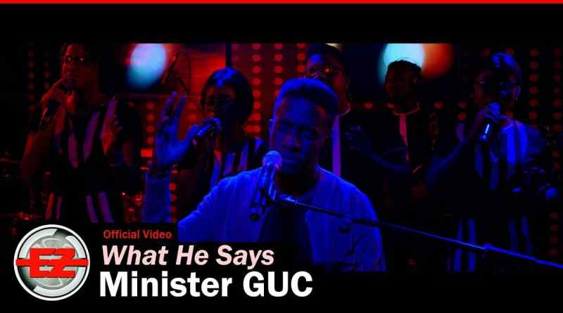 What He Says By Guc Lyrics