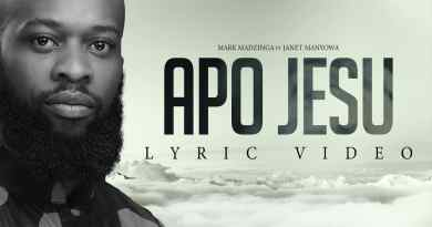 Apo Jesu  By Mark Madzinga Ft Janet Manyowa Full Lyrics Video