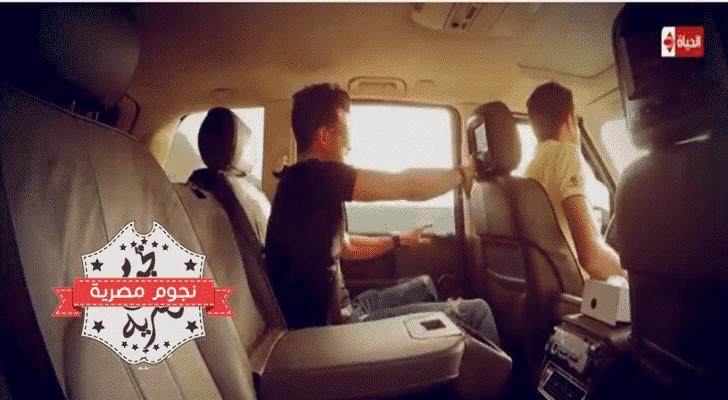 برنامج هاني هز الجبل الحلقة الأولي حلقة المطرب أحمد شيبه