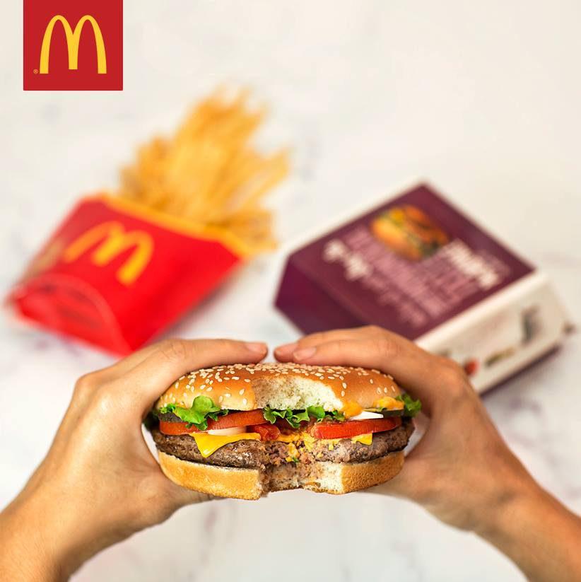منيو ماكدونالدز السعودية