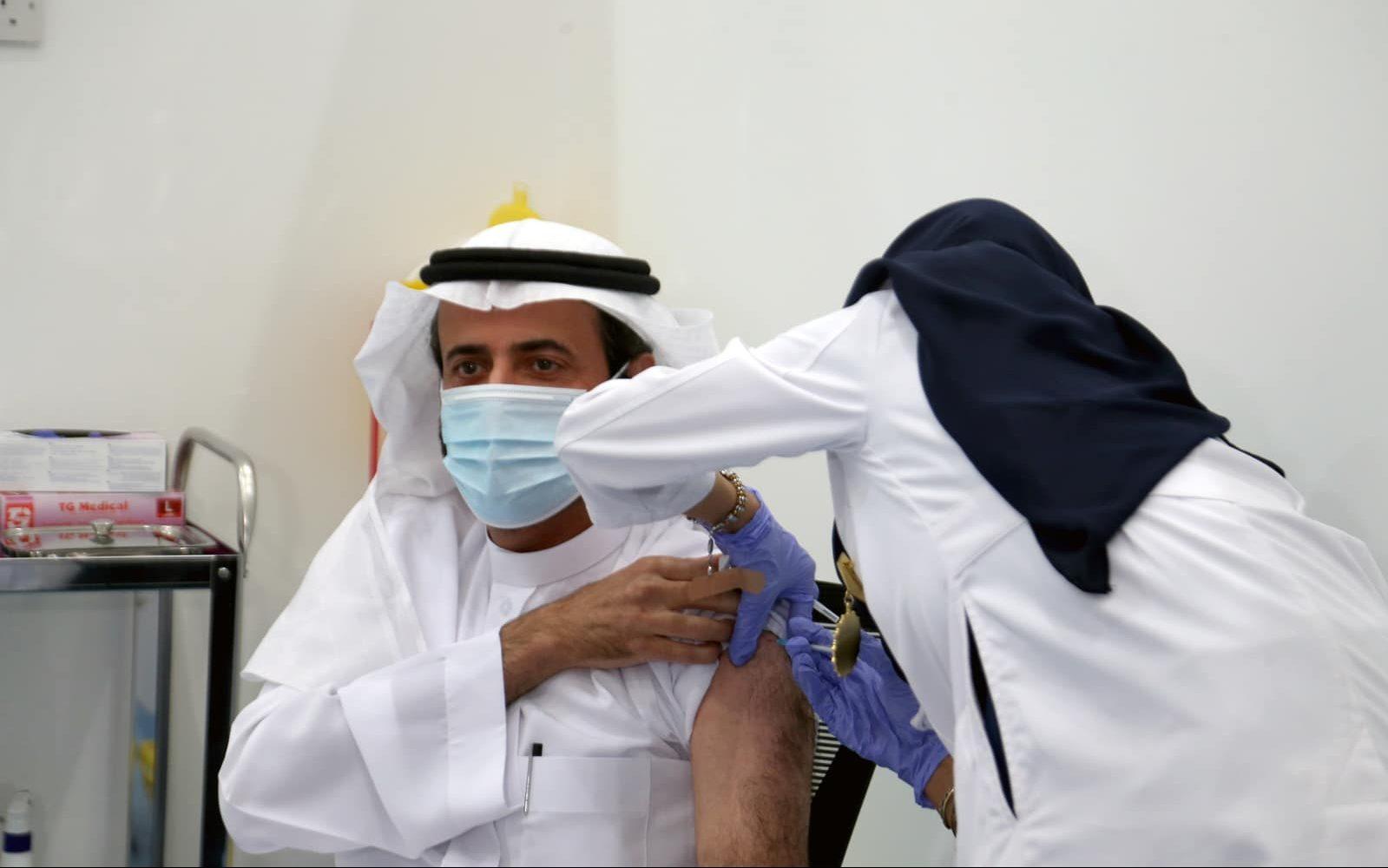 """""""الصحة"""" تُطلق المرحلة الثانية للتطعيم ضد كورونا 1 19/2/2021 - 10:01 م"""