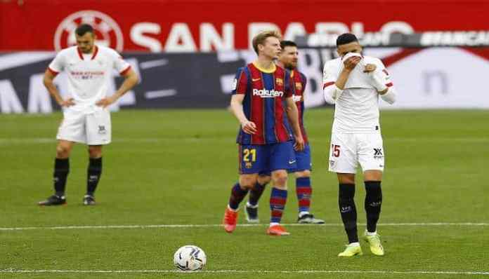 Full details about the Barcelona and Seville confrontation in the Spanish League today, match dates and carrier channels 1 3/3/2021 - 5:42 AM