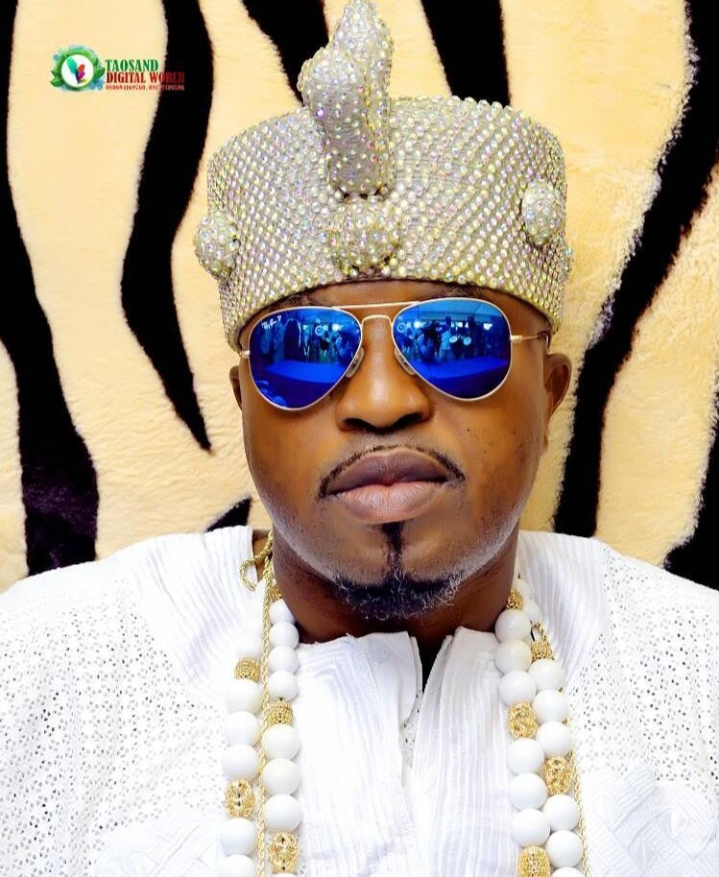 Oluwo of Iwo community, Oba Abdulrasheed Akanbi