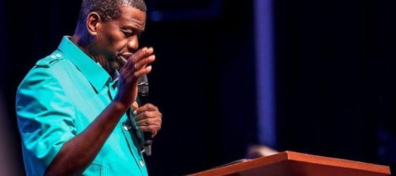 Pastor Adeboye Prayers