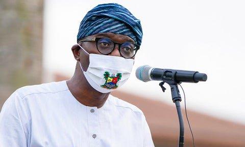 Lagos State Governor Sanwo-Olu News