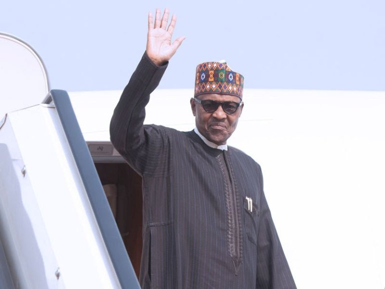 Buhari travels today
