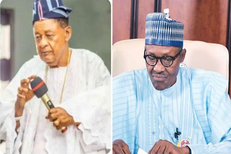 Alaafin and Buhari News Today
