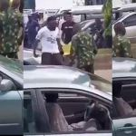 Fearless Protester Refuses To Back Down Despite Being Flogged By Military Men (VIDEO)