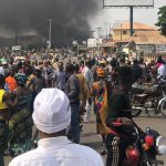 Pandemonium As Okada Riders, Security Personnel Clash In Ibadan (Video)