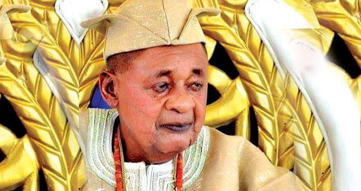 Alaafin of Oyo Oba Lamidi Olayiwola Adeyemi III