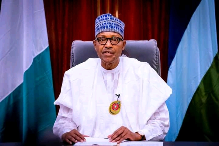 Muhammadu Buhari Given Speech