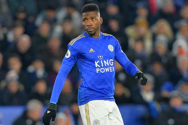Leicester Citys surprise match winner Kelechi Iheanacho