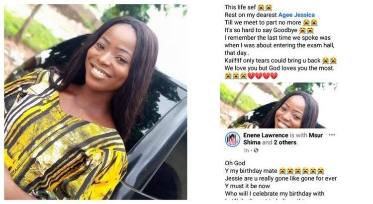Female student of Benue State University killed by gunmen lailasnews x