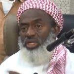 Islamic Scholar Sheikh Dr Ahmed Mahmoud Gumi