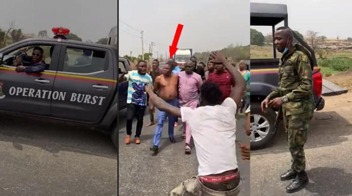 Sunday Igboho arrest