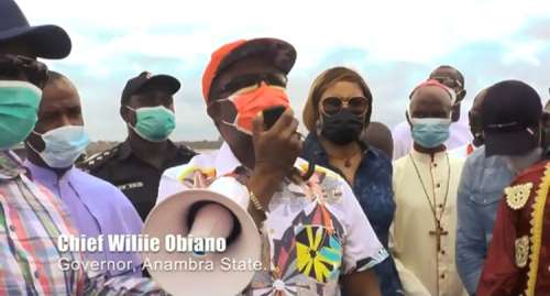 Anambra state Airport Launching