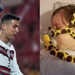 Ronaldos Captains Armband Raises At Charity Auction For Sick Child