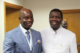 Adeolu Adeboye and Daddy GO
