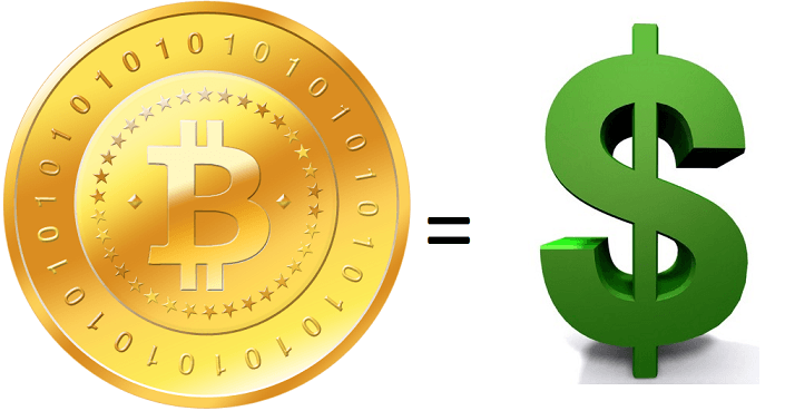 Convert bitcoin to usd