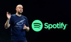 Daniel Ek CEO Spotify