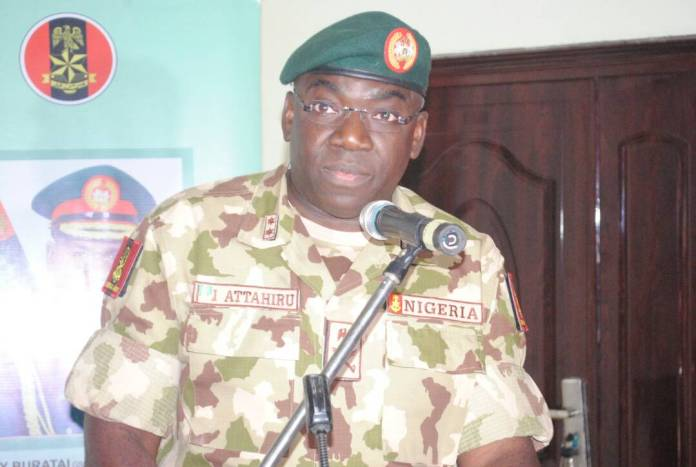 General Ibrahim Attahiru Biography