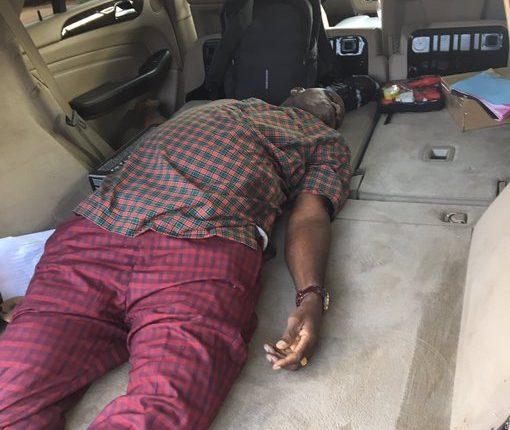 Justice Stanley Nnaji Dead