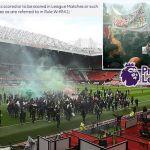 Man United vs Liverpool Clash