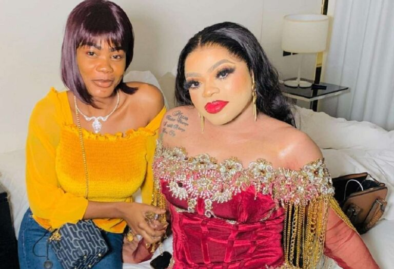 bobrisky and oye kyme before their fight x