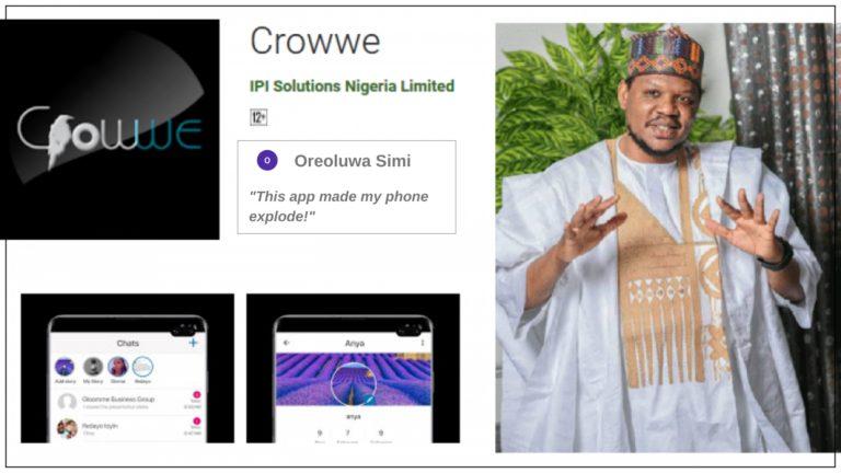 Adamu Garba App Crowwe Review